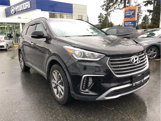 2017 Hyundai Santa Fe XL Limited, Navi, Heated Leather, Sunroof