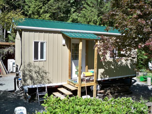 Tiny Home For Sale Outside Victoria Victoria