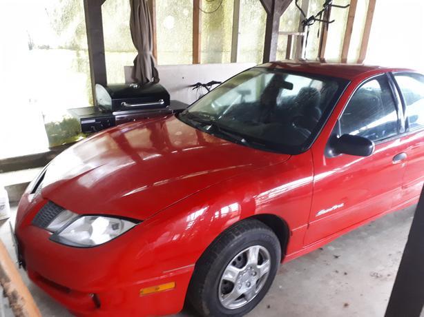 2003 Pontiac Sunfire in excellent condition