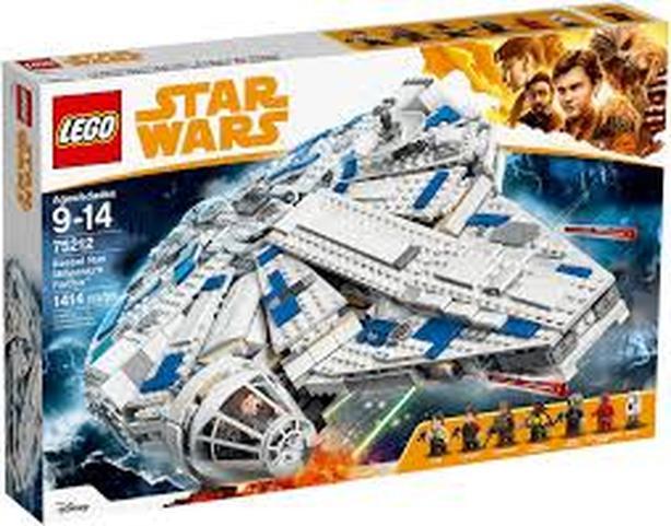 Lego Star Wars Millenium Falcon Kessel Run 75212 Save 65