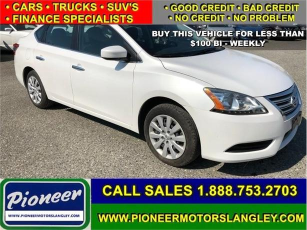 2015 Nissan Sentra - Easy Financing - Low Payments!