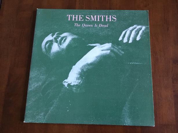 THE SMITHS...THE QUEEN is DEAD