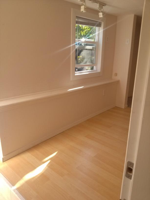 One bedroom suite in character home march 1