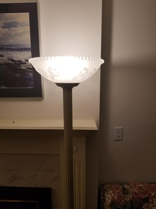 Standup lamp