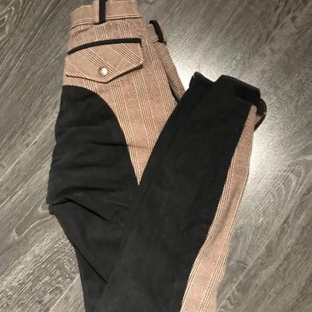 HKM Full Seat Breeches