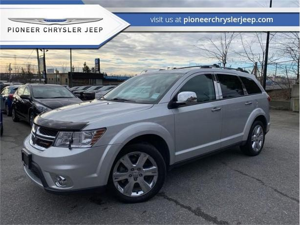 2014 Dodge Journey BASE  - Leather Seats -  Bluetooth
