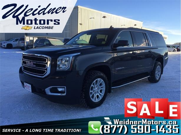 2017 GMC Yukon XL *Command Start, Leather Interior*