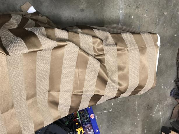 """Set of 2 curtains/drapes ( each panel is 42"""" x 84"""") N. Duncan"""