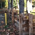 Split Rail Fencing