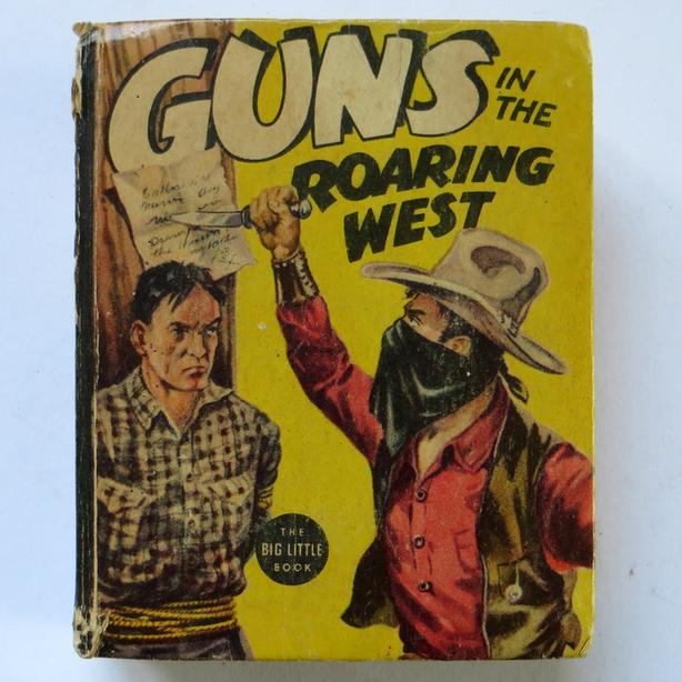 1937 - Guns in the Roaring West