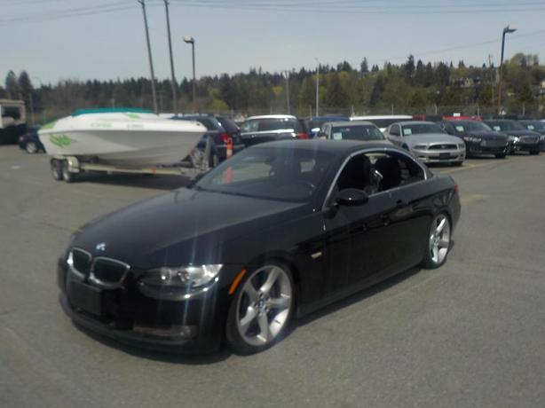 2008 BMW 3-Series 335i Convertible