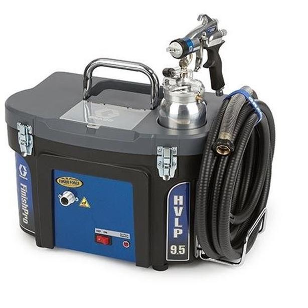 Graco HVLP 9.5 Sprayer