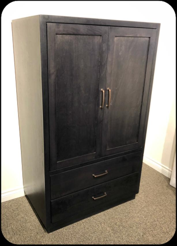 New Maple Armoire $300 OFF