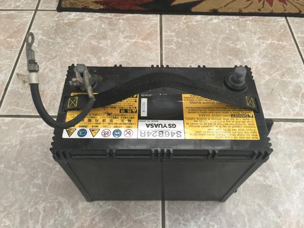 Genuine original OEM Prius Car Battery in excellent working condition