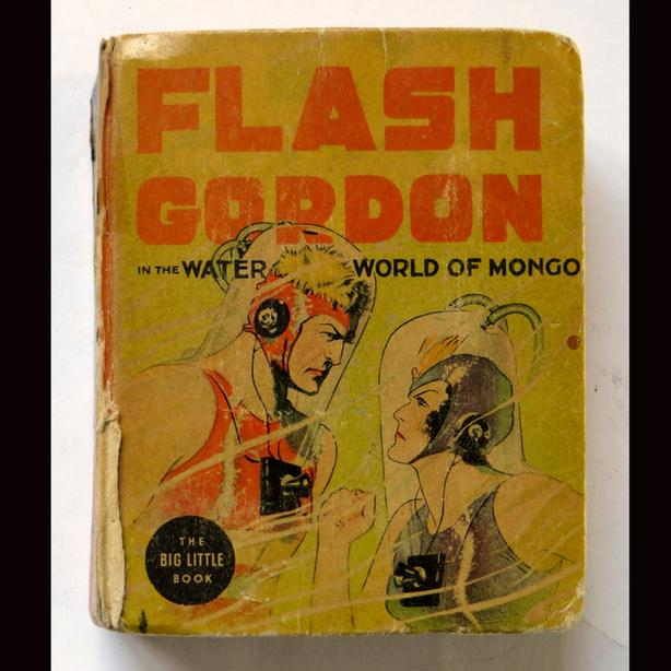"""Flash Gordon"" in the Water World of Mongo"