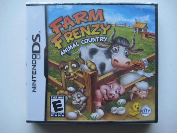 Brand New Farm Frenzy DS