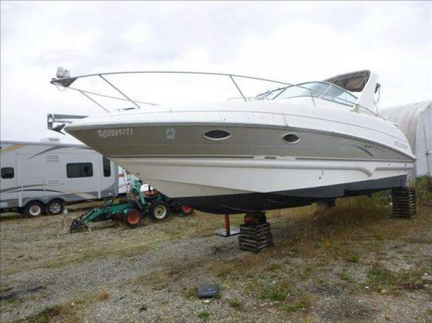 2007 Larson Cabrio 274 Cruiser Boat Power Boat