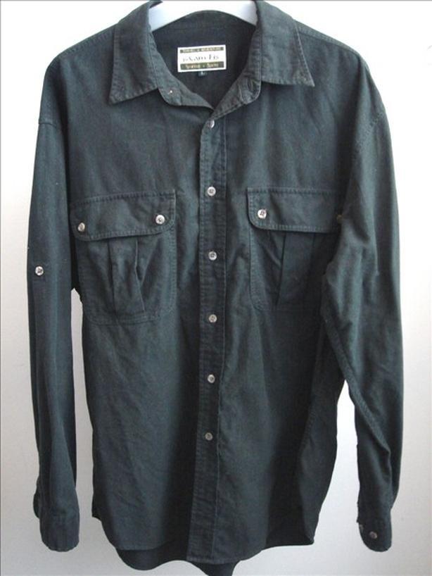 Pro Cam-Fis - Moss Green Shirt