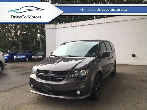 2017 Dodge Grand Caravan GT  - Bluetooth -  Leather Seats - $182.39 B/W