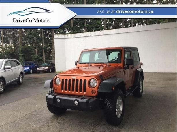 2011 Jeep Wrangler UNKNOWN  -  Fog Lamps - $168.08 B/W