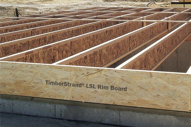 Rim Board 16'x12 inch x 1.5 inch