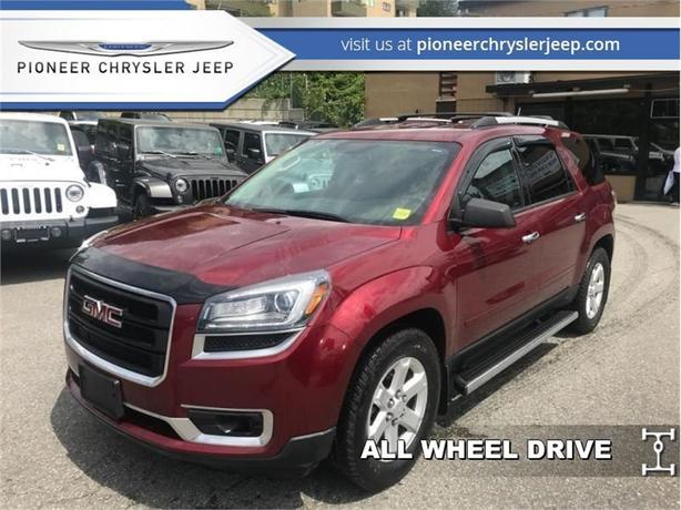 2016 GMC Acadia SLE  -Heated Seats