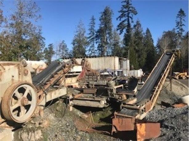 Various Crushing/Screening Equipment Package
