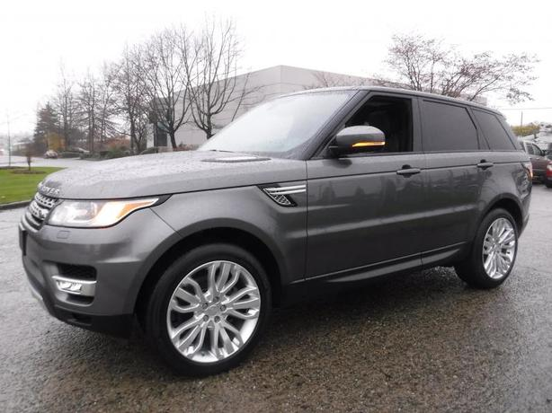 2015 Land Rover Range Rover Sport HSE 3.0 Super Charged