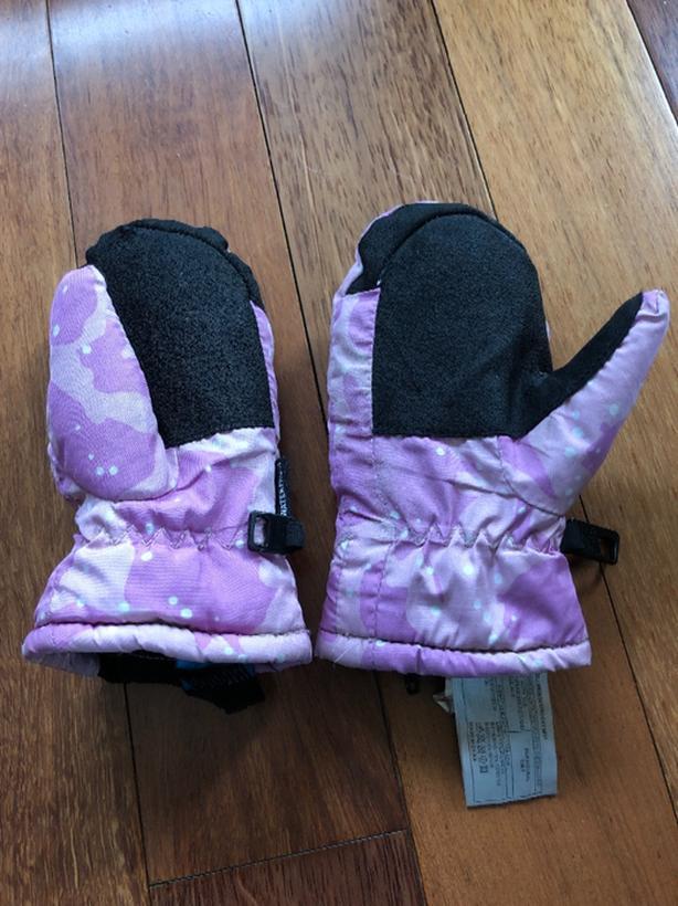 FREE: Gordini Ski Gloves : Children's Medium