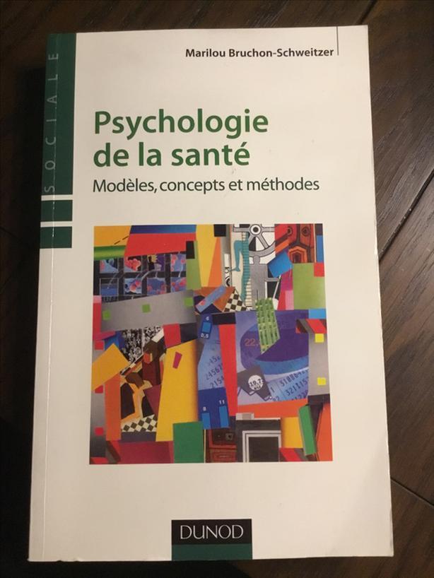 FREE: Psychologie de la sante