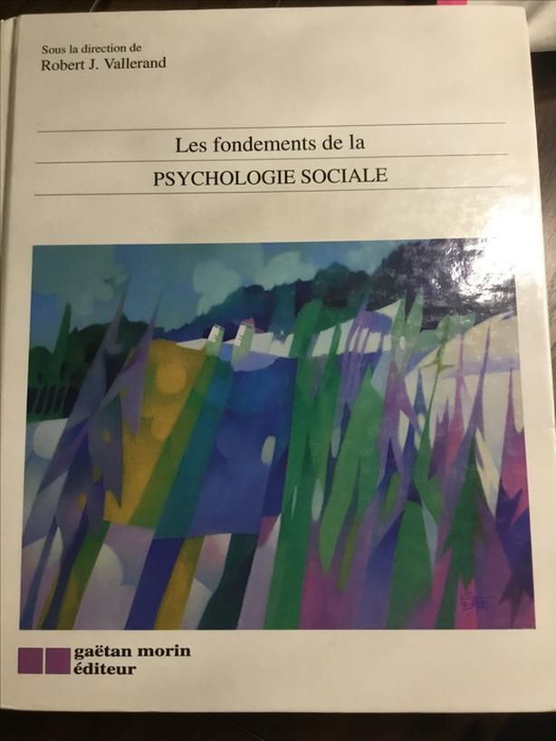 FREE: les fondements de la Psychologie sociale