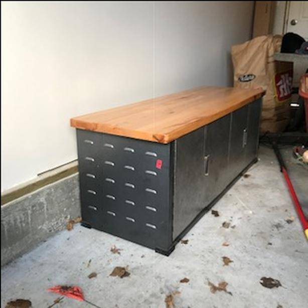 Outstanding Log In Needed 100 Storage Bench For Garage Or Utility Room Machost Co Dining Chair Design Ideas Machostcouk