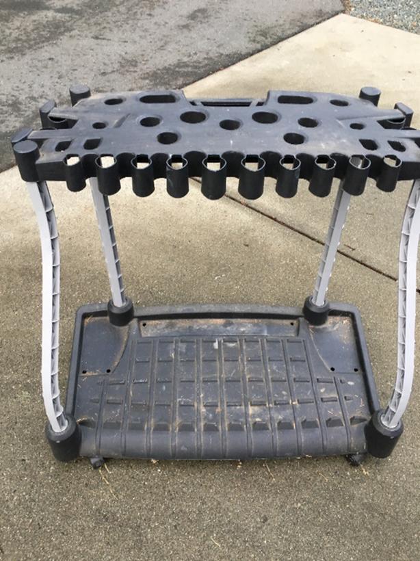 FREE: Rolling Tool Storage Cart