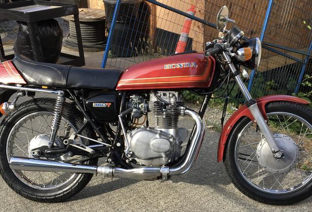 Honda CJ360t