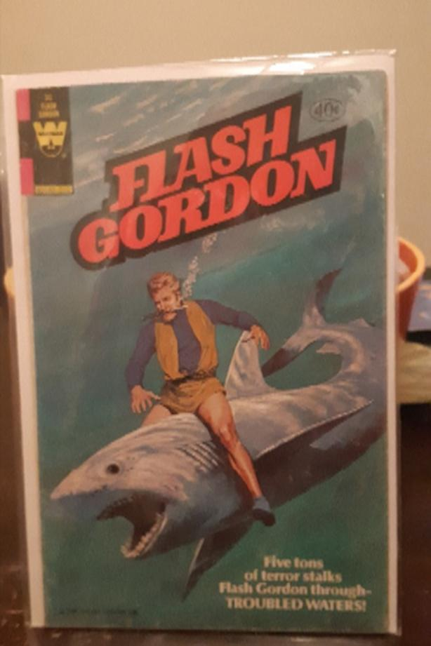 Flash Gordon # 30