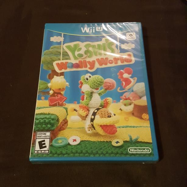 Yoshis Woolly World NEW