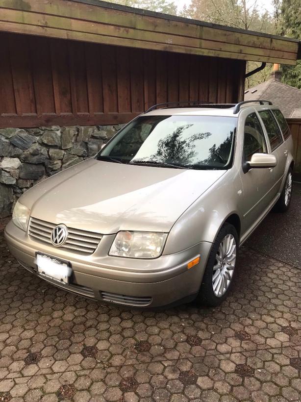 VW Jetta TDI Wagon