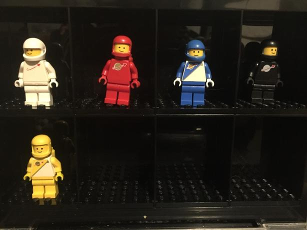 vintage lego spacemen