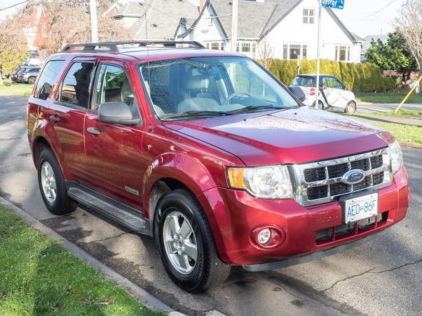Low Mileage 2008 Ford Escape