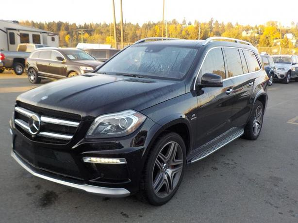2013 Mercedes-Benz GL-Class GL63 AMG 3rd Row Seating ...