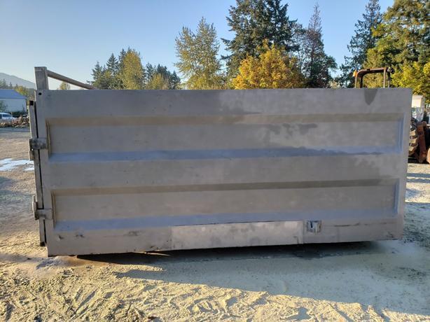 Sandblasting (Dustless) - Campbell River