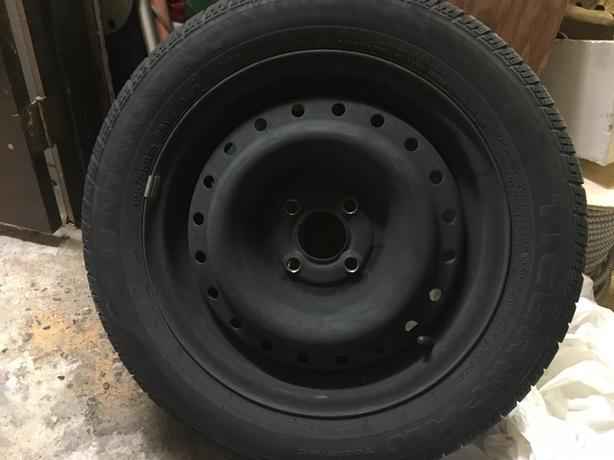 4 rims & tires
