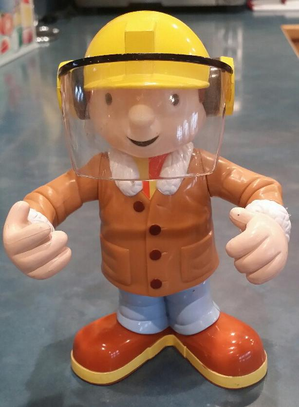 Bob The Builder Action Figure