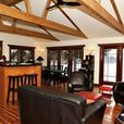 Custom Designed South Facing Waterfront Home