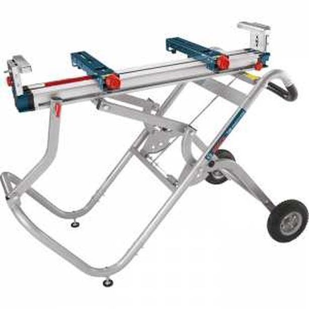 WANTED: MITRE SAW STAND, on wheels, solid construction