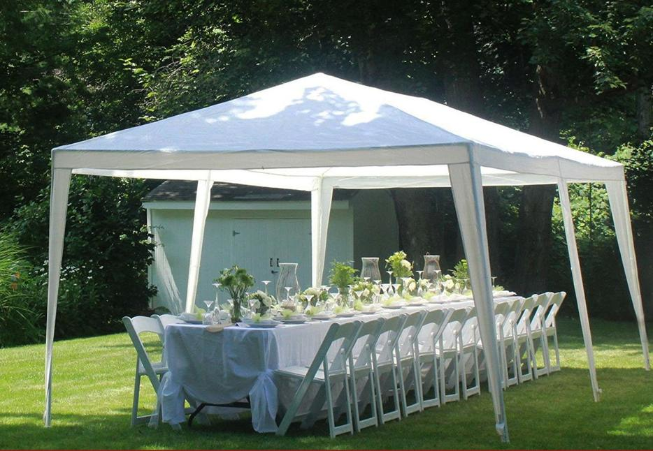Wedding 10 X 20 Tent Rentals Booking For Spring Summer