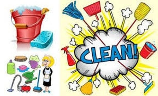 Professional Cleaning Team!