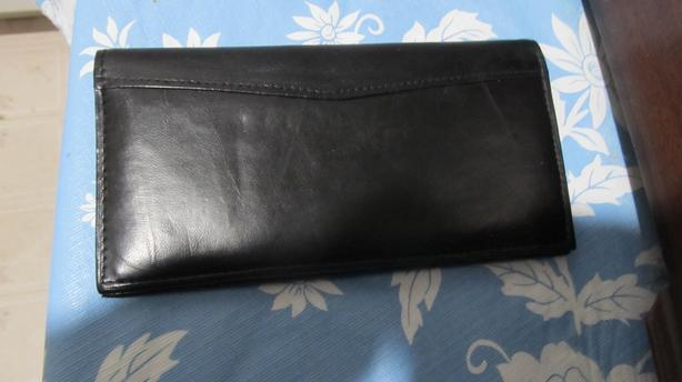 NEW SOFT GENUINE LEATHER WOMAN'S WALLET
