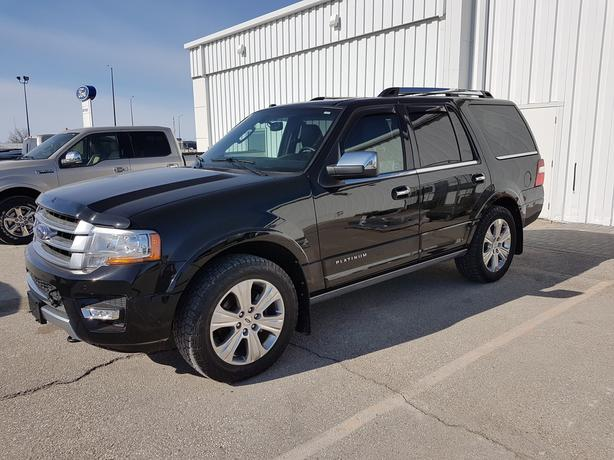 2016 Ford Expedition Platinum  - One Owner 8X098A