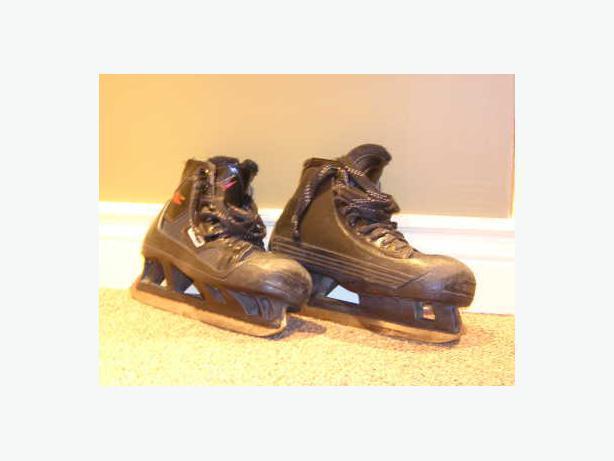 Goalie skates, Size 5 1/2
